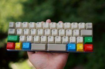 40% mechanical keyboard